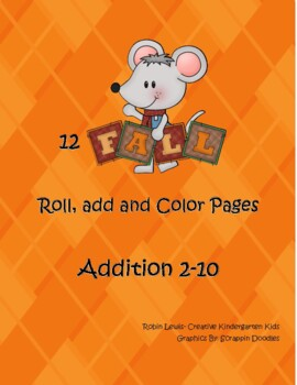 Fall Roll and Color Addition 2-10