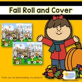 Fall Roll and Cover Number Identification 0-10