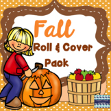 Fall Math Roll and Cover Pack