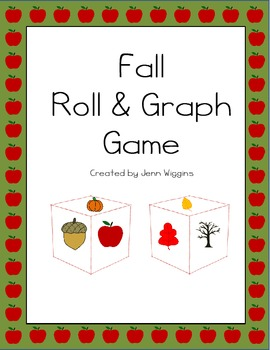 Fall Roll and Graph Game