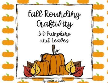 Fall Rounding Craftivity