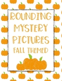 Fall Rounding Mystery Pictures