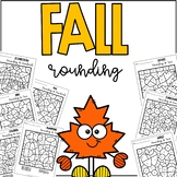 Fall Rounding to Tens and Hundreds