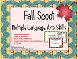 Fall SCOOT Multiple Language Arts Skills