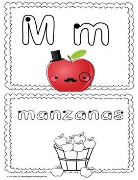 Pumpkins - Spanish Worksheets