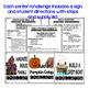 Fall STEAM Activities & Challenges