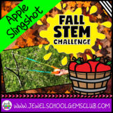 Fall STEM Activities (Apple Slingshot Fall STEM Challenge)