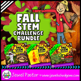 Fall STEM Activities BUNDLE (Fall STEM Challenges)