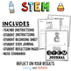 Candy Corn Bottle Flipping Fall STEM Activity