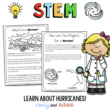 Hurricane STEM Challenge