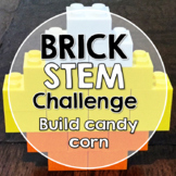 Fall STEM Challenge: Design Candy Corn Using Building Bricks Activity