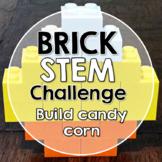 Fall STEM Challenge: Design Candy Corn Using Building Bric
