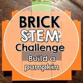 Fall STEM Challenge: Design a Pumpkin Using Building Bricks Activity