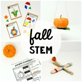 Fall STEM Challenges