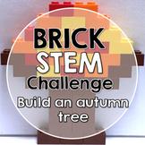 Fall STEM Challenge: Design an Autumn Tree Using Building Bricks Activity