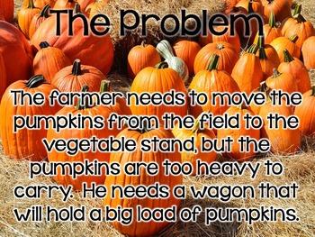 Fall STEM - Pumpkin STEM