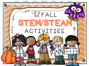 Fall STEM / STEAM Activities
