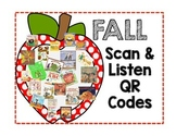 Fall Scan & Listen QR Codes