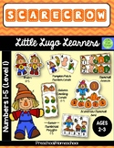 Fall Scarecrow 5 Number (1-5) Lessons