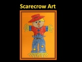 Fall Scarecrow Craft