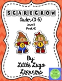 Fall Scarecrow (Level 1) Order (0-5)