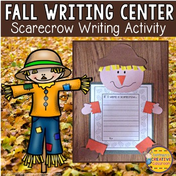Fall Scarecrow Writing Activity