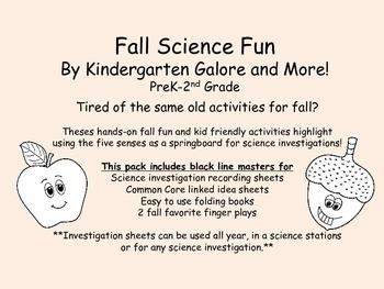 Fall Science Fun