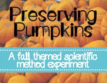 Fall Science Investigation Bundle