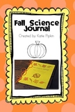 Fall Science Journals