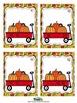 Pumpkin Math Scoot Game/Center For Missing Numbers 11-20