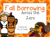 Fall Scoot:  Borrowing Across the Zero