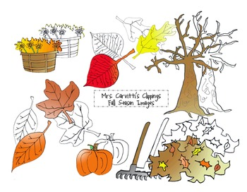 Fall Season Clippings