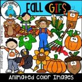 Fall Season GIFS Animated Clip Art