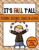 Fall Seasons Lessons