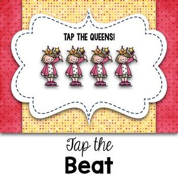 Kindergarten Music Beat Charts {Fall Semester}