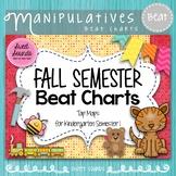Kindergarten Music Beat Charts