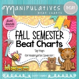 Kindergarten Music Beat Charts
