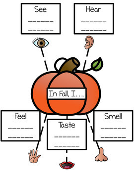 Fall Handwriting Activities