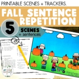 Fall Sentence Repetition