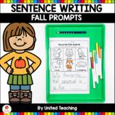 Fall Sentence Writing