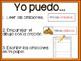 Fall Sentences in Spanish