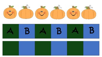 Fall Sequence ABAB