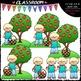 Fall Sequence Clip Art Bundle 1 (3 Sets)