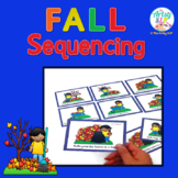 Fall-Autumn Sequencing Activities