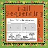 Fall Sequencing Pack with Original Drawings