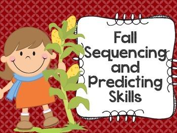 Fall Sequencing and Predicting Skills