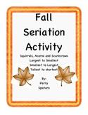 Fall Seriation Activity