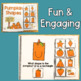 Fall Shapes Interactive Books