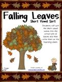 Fall Short Vowel Sort