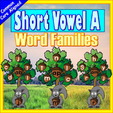 Word Families Kindergarten Short Vowels Kindergarten | Short Vowels Activities